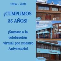 ¡CUMPLIMOS 35 AÑOS! (1)